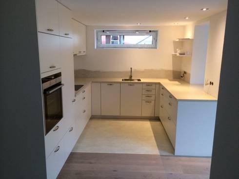 Küchenboden bäder küchen und böden in beton ciré by welschwalls com homify