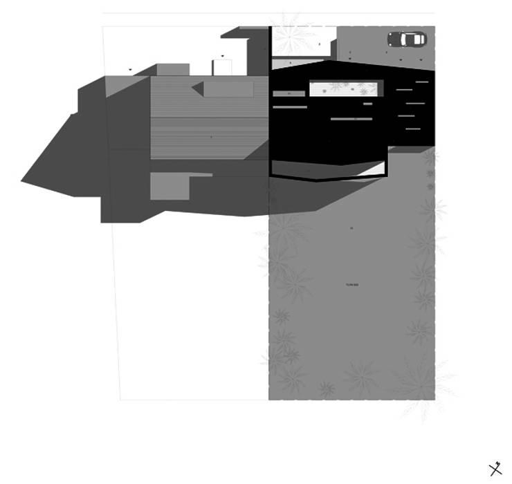 situation: modern  von architekturbüro axel baudendistel ,Modern