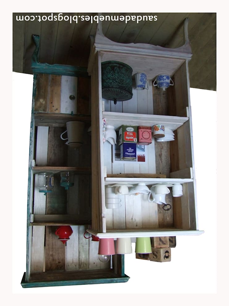 Muebles: Cocina de estilo  de J