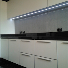 Remodelación de cocina J.H. Novoart E.I.R.L. Muebles de cocinas