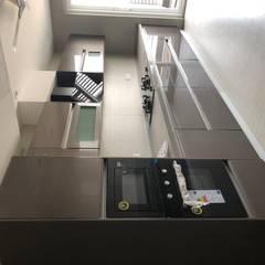 ห้องครัว โดย The Workroom, โมเดิร์น