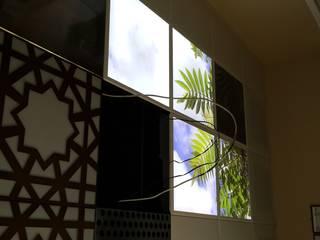 Moderne Arbeitszimmer von Eriza Taş.ve Dan.Paz.Ltd.Şti. Modern