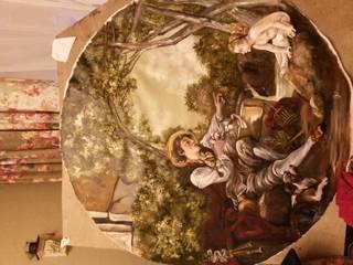 """""""буше"""": Столовые комнаты в . Автор – Абрикос"""