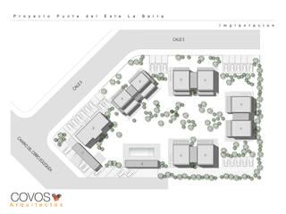 Proyecto Punta de Singular Arquitectura