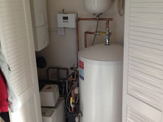 Standard Boiler Installation:   by SGS Heating & Electrical Ltd