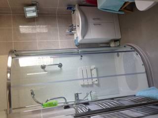Walk in Shower Installation:  Bathroom by SGS Heating & Electrical Ltd