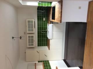 Küche vorher - nachher von InnenausSichten