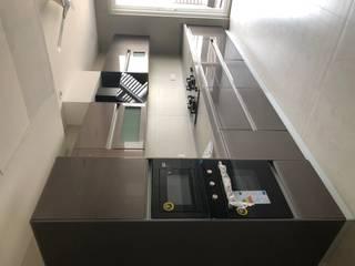 Kitchen by The Workroom, Modern