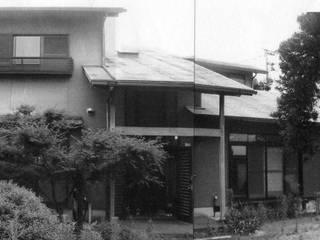 環アソシエイツ・高岸設計室 Rumah kayu