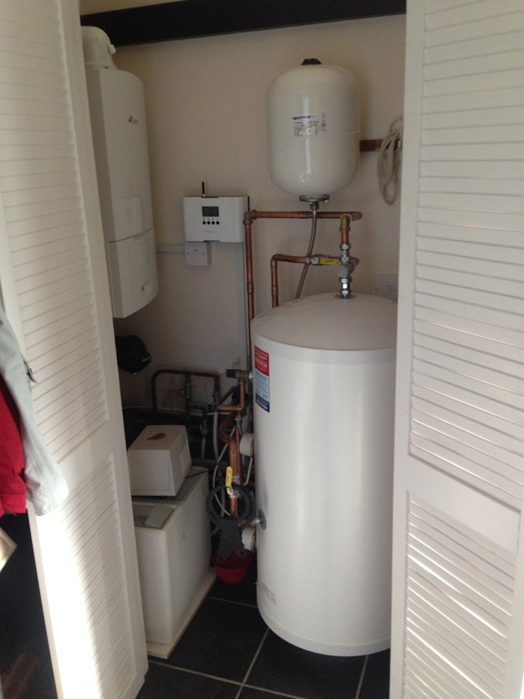 Standard Boiler Installation by SGS Heating & Electrical Ltd