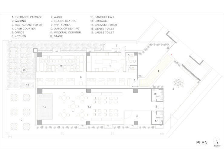 Furniture layout: rustic  by The Interior Workshop,Rustic
