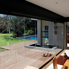 Renovations to House Crawse by The Matrix Urban Designers and Architects Modern