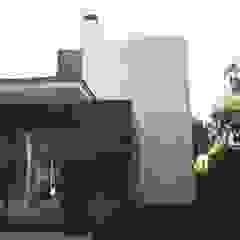 من asieracuriola arquitectos en San Sebastian إسكندينافي خشب Wood effect