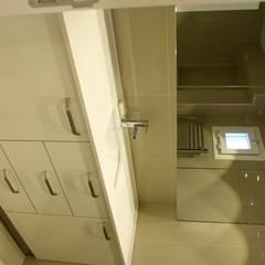 Erim Mobilya  – Banyo Dolabı: minimal tarz tarz Banyo