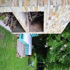 สวน โดย epb arquitectura, โมเดิร์น