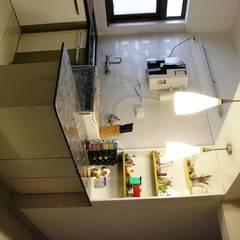 آشپزخانه توسطYAAMA intart, مدرن