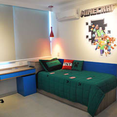 Boys Bedroom by Onix Designers