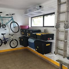 Garage Storage Solutions:  Garage/shed by MyGarage,