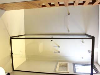 Cobertura Moema: Banheiros  por Concept Engenharia + Design,Moderno MDF