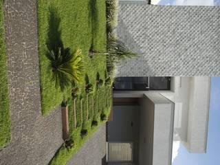 CASA LL Casas modernas por ARQUIMAX ARQUITETURA Moderno