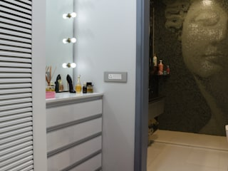 Dressing room by The Workroom, Modern
