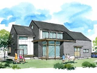 環アソシエイツ・高岸設計室 Multi-Family house