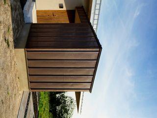 House in Godai 久保田章敬建築研究所 Modern Evler Bakır/Bronz/Pirinç