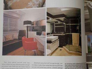 Apartemen Waterplace tower C Kottagaris interior design consultant Kamar Tidur Modern