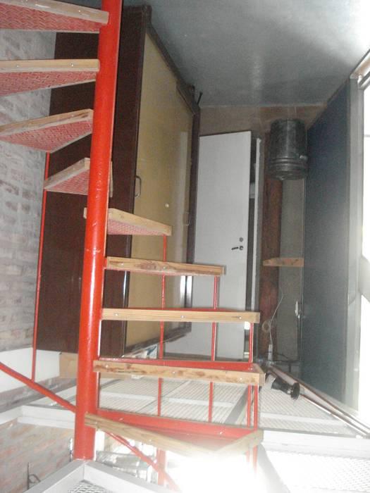 linea Estudios y oficinas modernos de CRISTINA FORNO Moderno Madera Acabado en madera