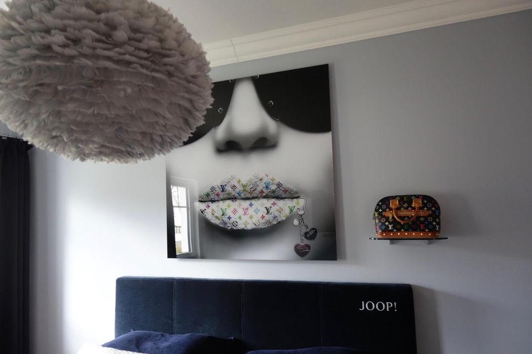 Stilschmiede - Berlin - Interior Design Modern Bedroom