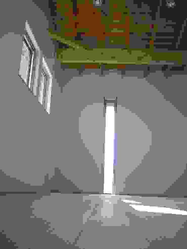 安曇野に薫る和(輪)の家 カントリーデザインの 子供部屋 の 設計室a‐ray カントリー