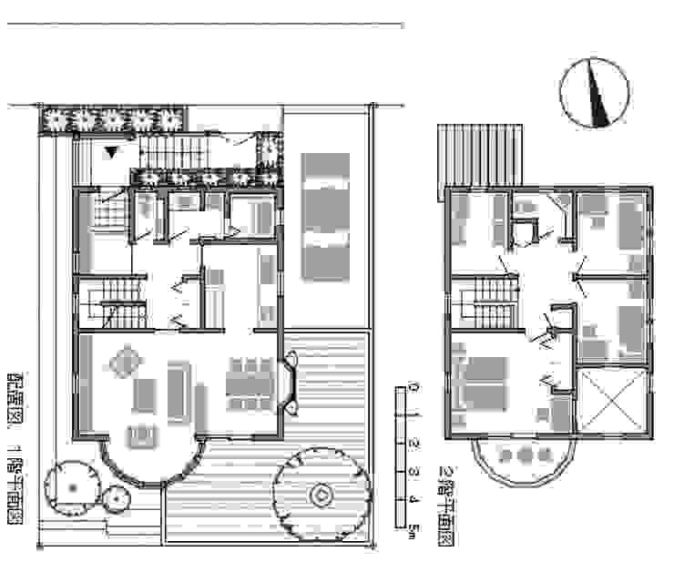 住宅平面図 の 百々堂 磁器製造所 DoDoDo Porcelain Manufacture