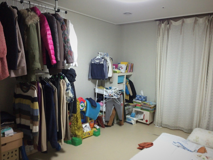 광교 서재형거실 홈스타일링(Kwanggyo APT) Modern Kid's Room by homelatte Modern
