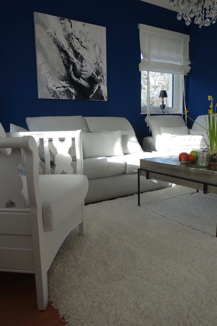 Modern Living Room by Stilschmiede - Berlin - Interior Design Modern