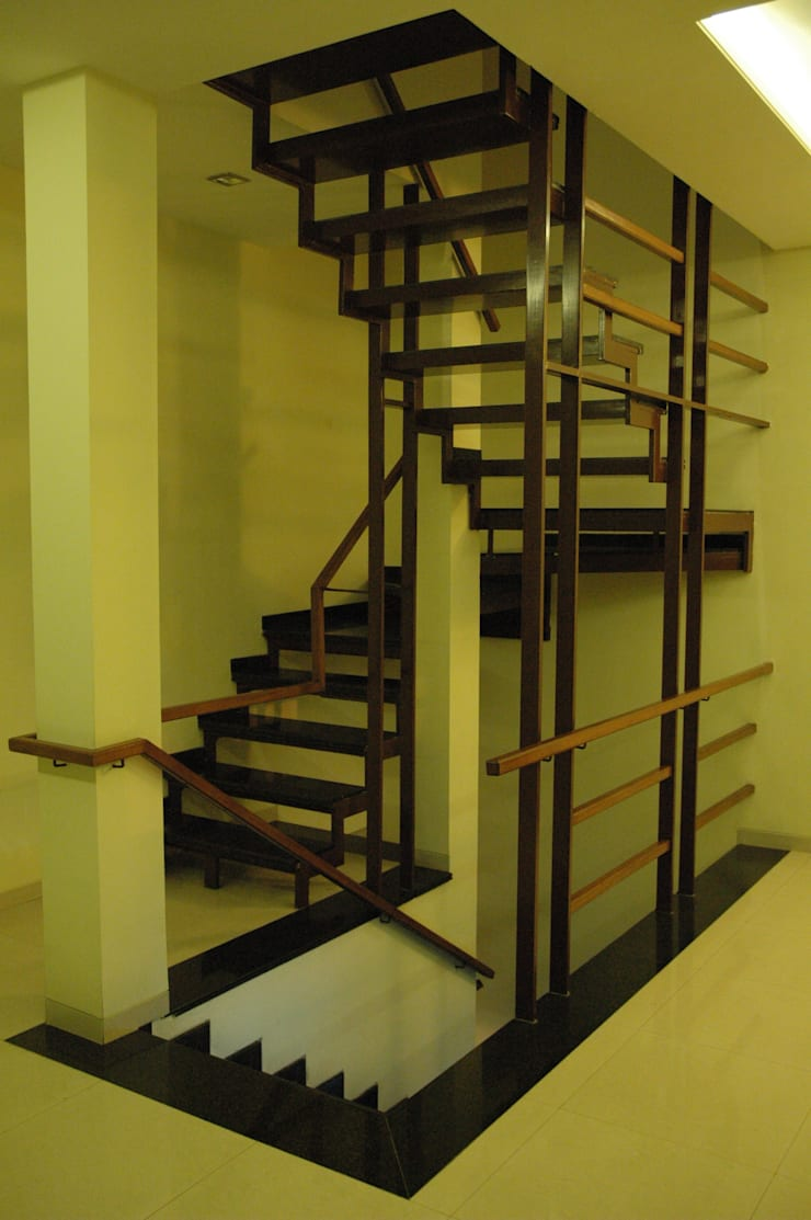 STAIRCASE:   by SYNTHESIS DMC Pvt Ltd