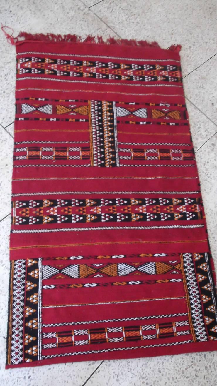 berber flatwave carpet: mediterranean Bathroom by BOHOZOO