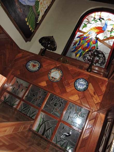 Treppe von La Casa del Diseño