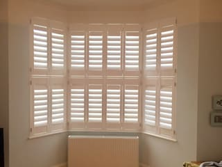 London Interior Shutters Curtains Blinds Shutters in London homify