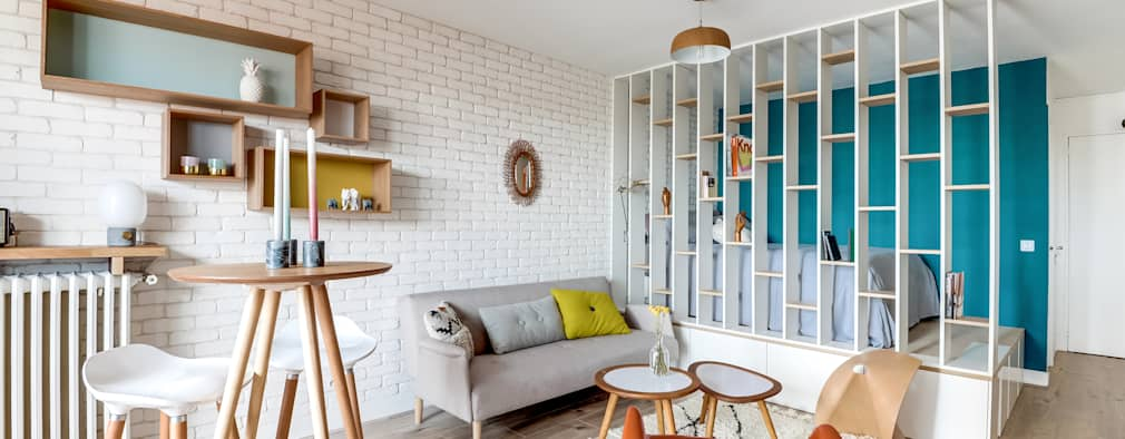 7 easy ideas for dividing rooms without building walls