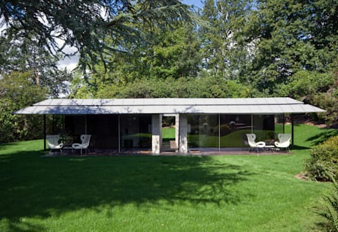 Capel Manor House Kent by Ewan Cameron Architects homify
