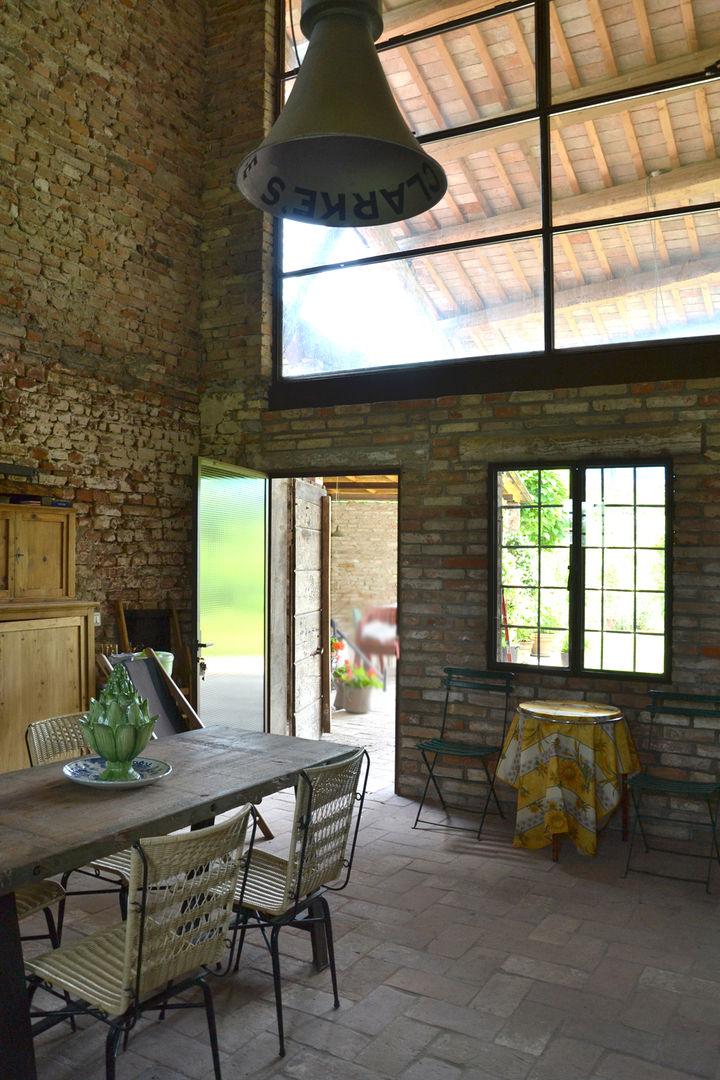 Célèbre Ristrutturazione casa di campagna di Bongiana Architetture | homify IH08