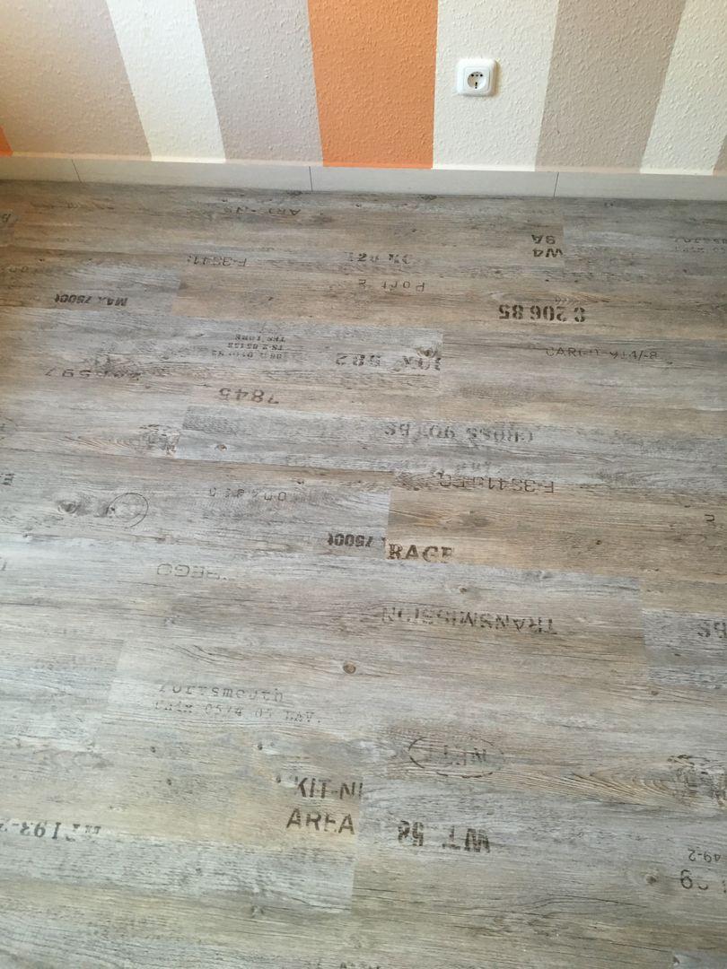 Interessant Klick Vinylboden in vorhander Küche by bodenheld24 | homify FX18