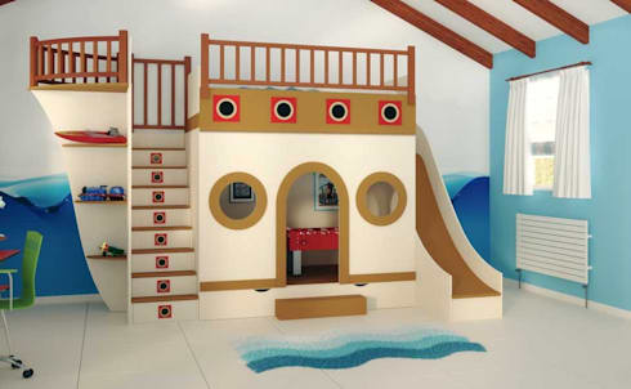 camas y literas infantiles by Camas infantiles the Woodpecker homify