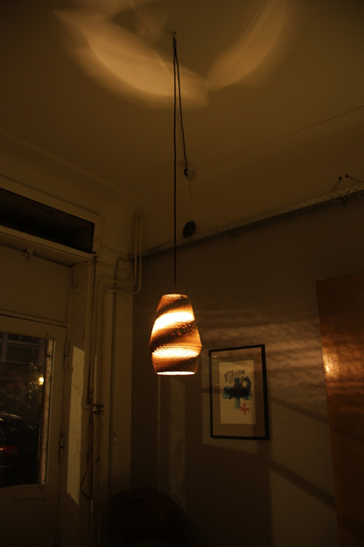Von Upcycling Recycling DeluxeHomify Lampen Aus Material drtCshQx