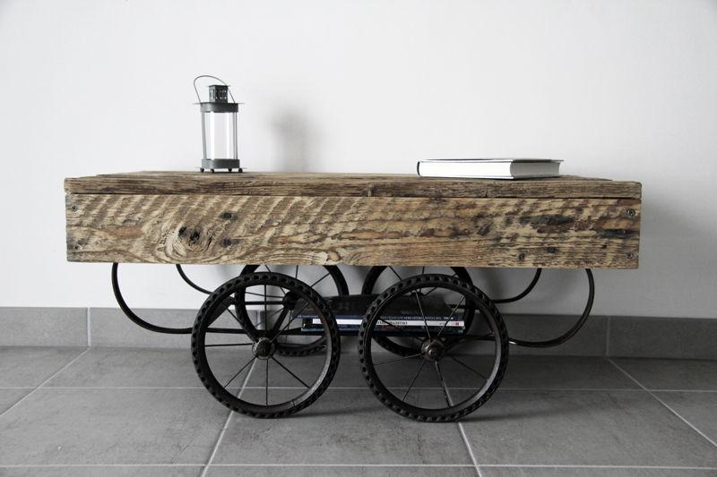 Table Yvar DesignHomify Indra Basse Par JuKlF1cT3