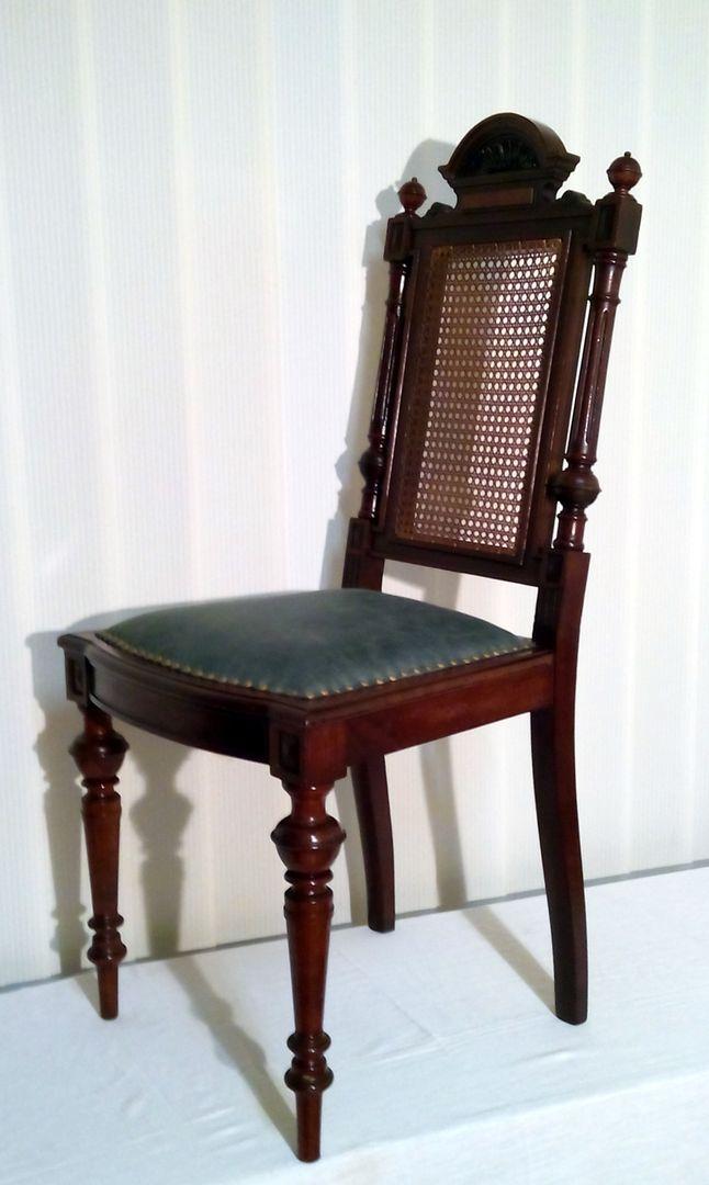 Schmuckstück Wood Stuhl Art Von Ein Gründerzeit 2012Homify OrBxdCe