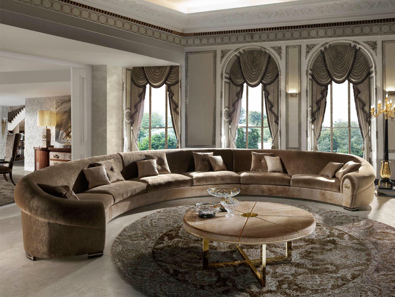 Salones de lujo para todos los estilos