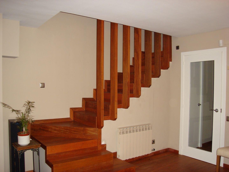 10 Diseos de barandas espectaculares para tu escalera