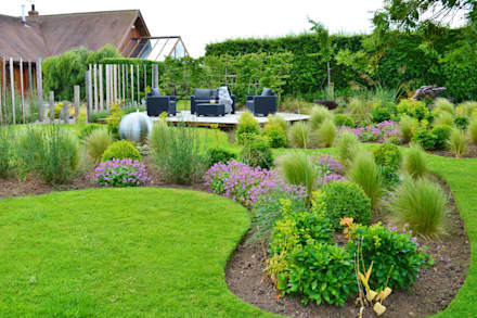 Garden design ideas inspiration pictures homify