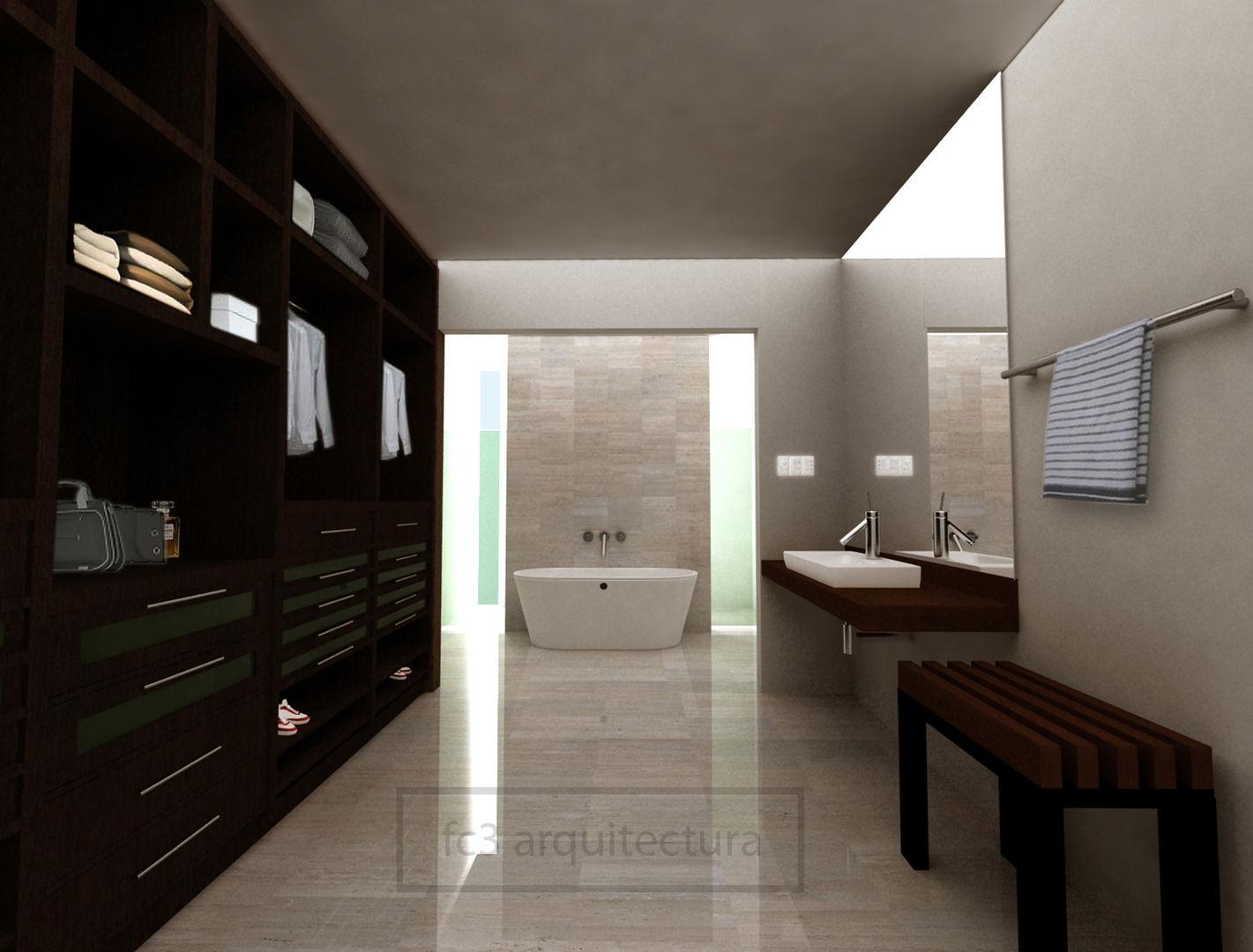 Baos Con Vestidor Modernos Excellent Elegant Baos Lujosos